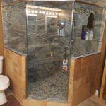Baytown Residential Glass Shower