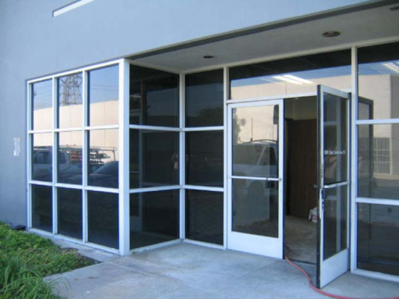 Joeys Glass - Commercial Storefront Glass
