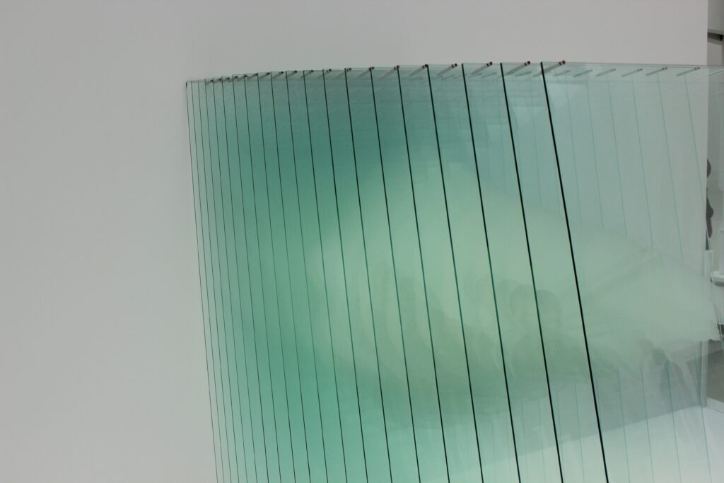 Baytown flat glass pieces